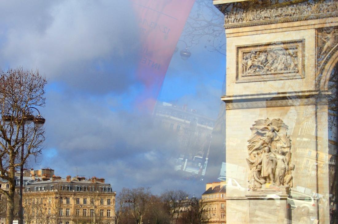 Champs-Élysées / Paris
