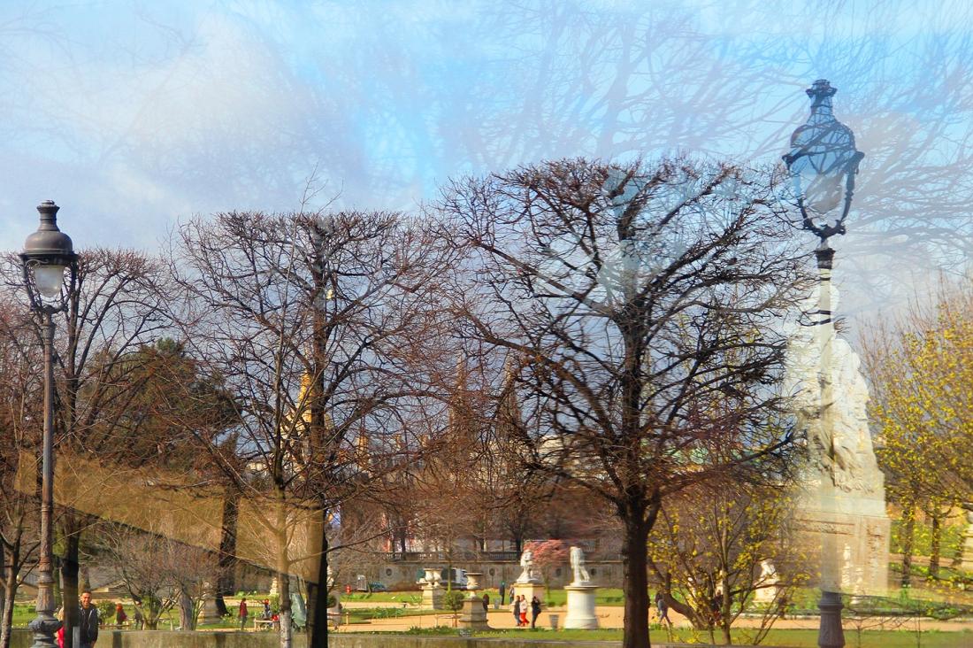 Jardin des Tuileries / Paris