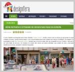 Design Fera. Série retrata o cotidiano de idosos nas ruas da Europa
